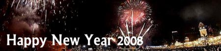 Happy New Year 2008