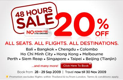 airasia48hourssale